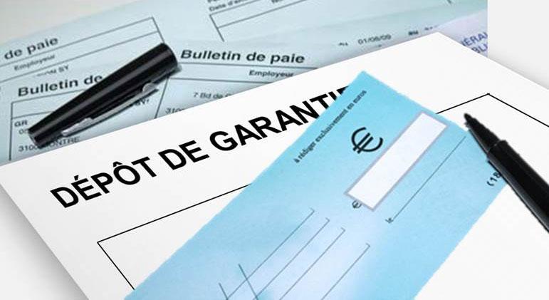 depot de garantie